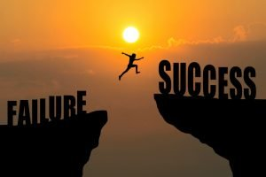 failure to sucess